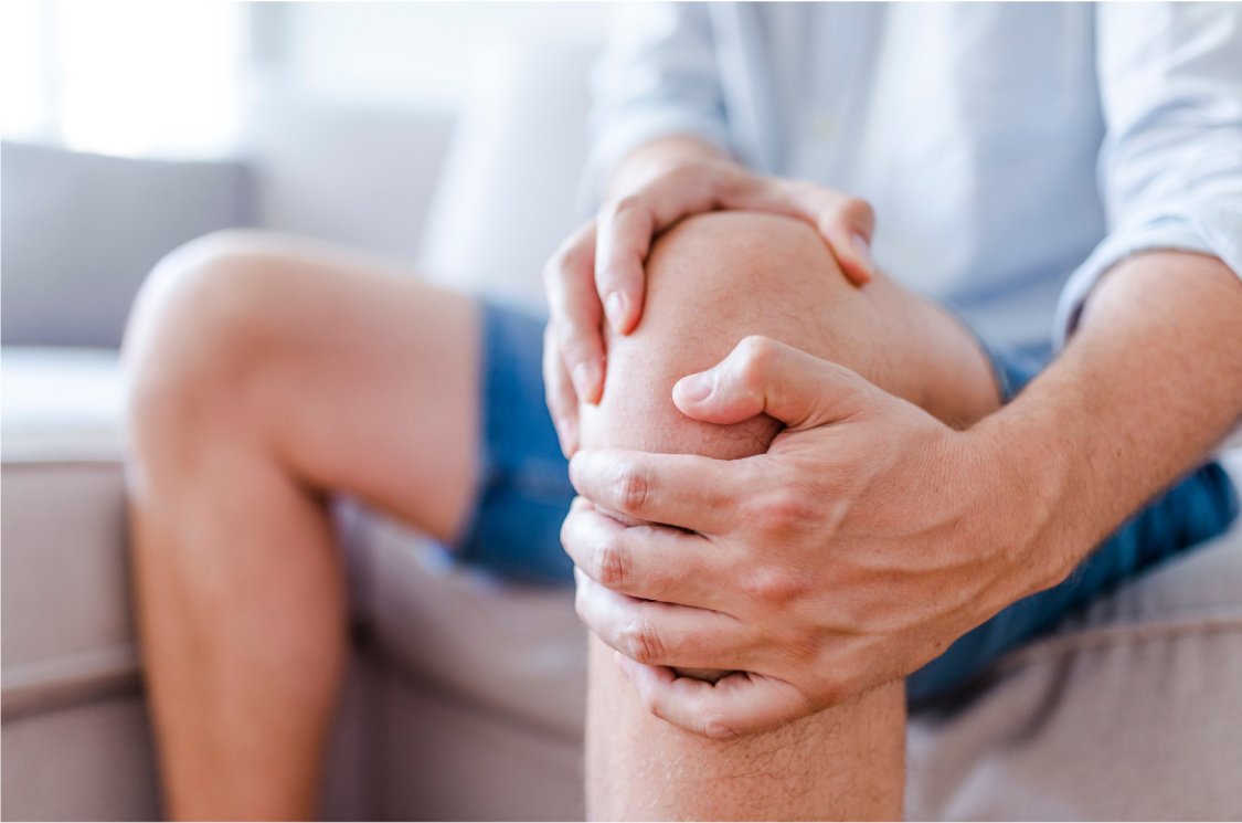 Knee Joint Pain, Connected Health Platform