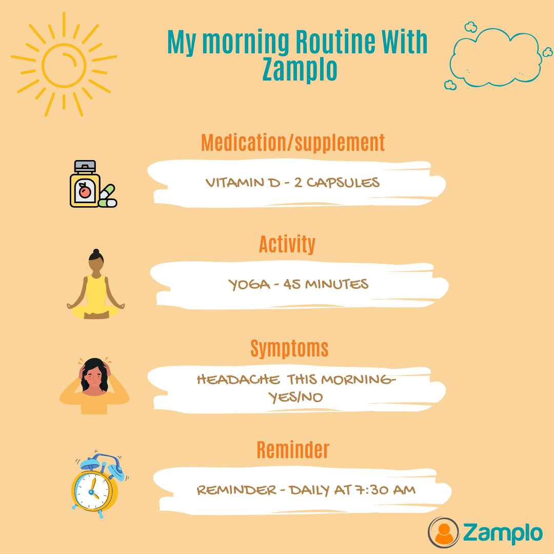 Creating a morning routine-1
