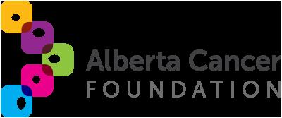 Alberta Cancer Foundation logo, connected health platform