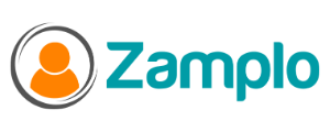 Zamplo logo for top of page