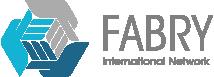 Fabry International Network logo, connected health platform