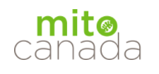mitoCanada logo, connected health platform