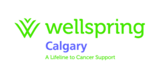 wellsprings logo, connected health platform